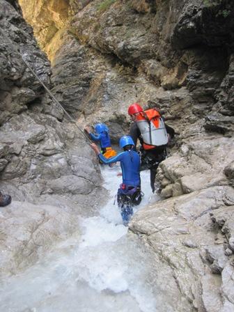 canyoning-rosengarten-095