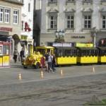 Linz- gelber Bummelzug