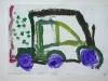 Kinderbild - Auto