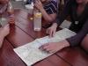 Karte vom Traunsee